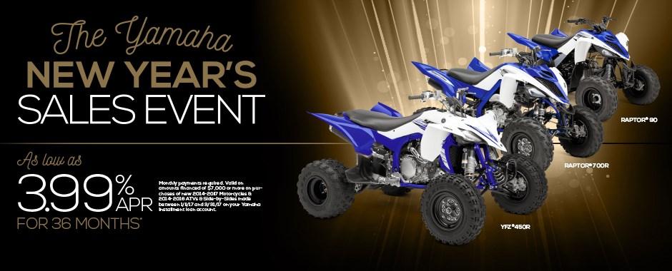 Yamaha Sport ATV Sale