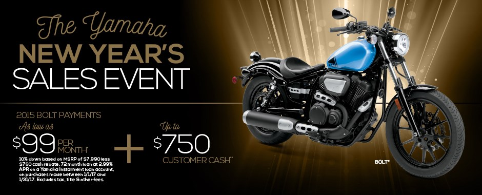 Yamaha Star Motorcycle Sale