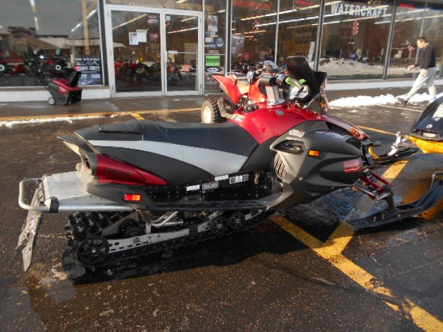 2007 yamaha apex attak gt for sale at zeigler motorsports for Yamaha attak for sale